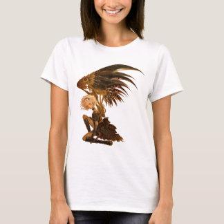 Steampunk Fantasy Baby Doll T-shirt