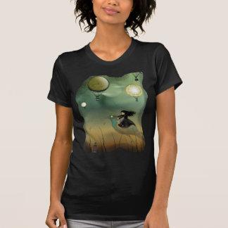 Steampunk Flight Distressed T-Shirt