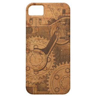 Steampunk Gear iPhone 5 Case