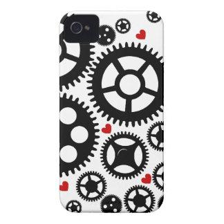Steampunk Gears - Blackberry Bold case