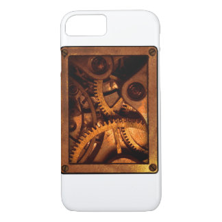 Steampunk Gears Clockwork Phone Case