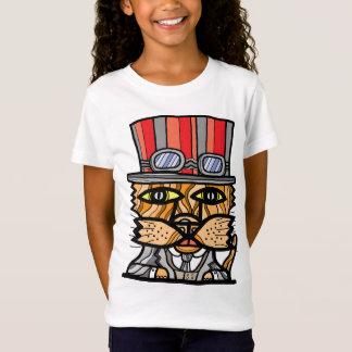 """""""SteamPunk"""" Girls' Fine Jersey T-Shirt"""