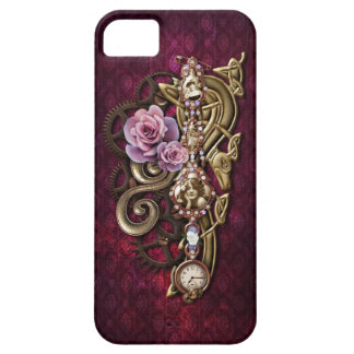 Steampunk Girly iPhone 5 Case