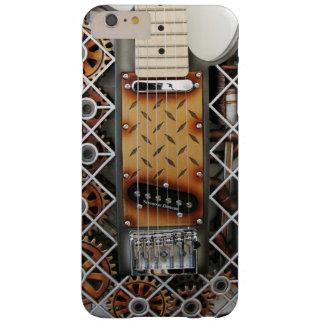 Steampunk Guitar Case