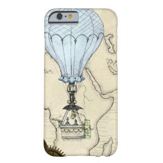 Steampunk Hot Air Balloon iPhone Case