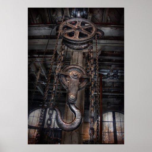 Steampunk - Industrial Strength Print