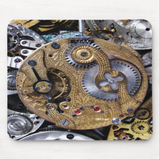 Steampunk inspired Mouse Pad! Mouse Pad