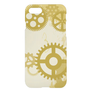 Steampunk iPhone 7 Clearly™ Deflector Case