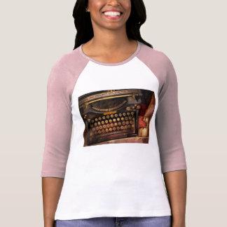 Steampunk - Just an ordinary typewriter T-shirt