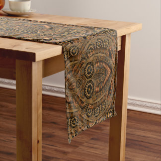 Steampunk Kaleidoscope    Table Runners