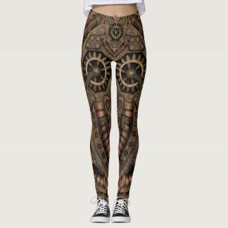 Steampunk Leggings