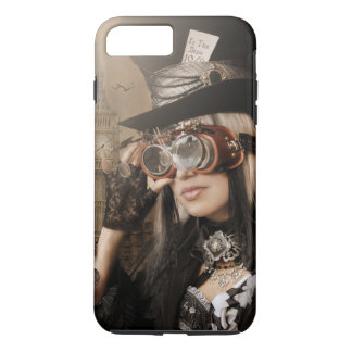 Steampunk Mad Hatter iPhone 7 Plus Case
