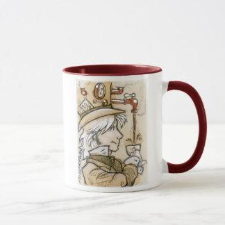 Steampunk Mad Hatter Mug