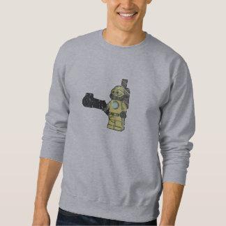Steampunk Man Sweatshirt