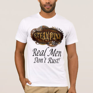 Steampunk Man's Shirt