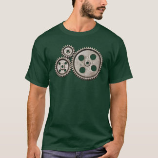 Steampunk man's T-shirt