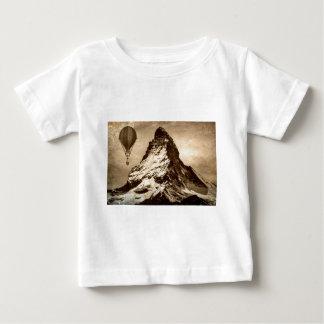 Steampunk Matterhorn Baby T-Shirt