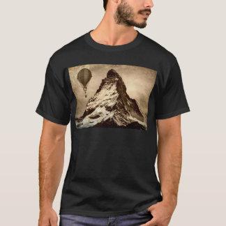 Steampunk Matterhorn T-Shirt