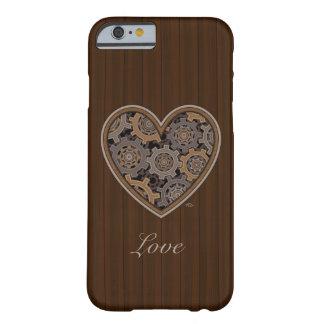 Steampunk Mechanical Heart iPhone 6 Case