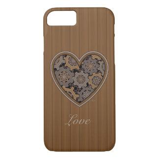 Steampunk Mechanical Heart iPhone 7 Case