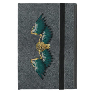 Steampunk Mechanical Wings Grey Case For iPad Mini