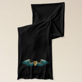 Steampunk Mechanical Wings Scarf