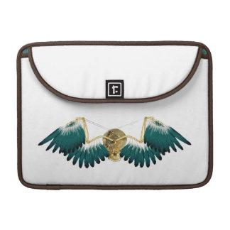 Steampunk Mechanical Wings Sleeve For MacBooks