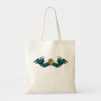 Steampunk Mechanical Wings Tote Bag