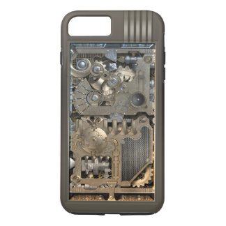 Steampunk Mechanism. iPhone 8 Plus/7 Plus Case