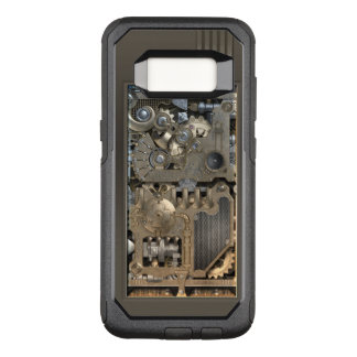 Steampunk Mechanism. OtterBox Commuter Samsung Galaxy S8 Case