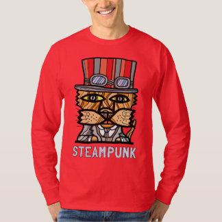 """""""SteamPunk"""" Men's Long Sleeve T-Shirt"""