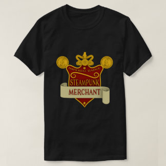 Steampunk Merchant T-Shirt