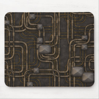 Steampunk Mousepad