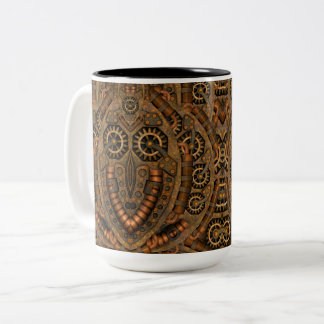 Steampunk  Mugs