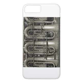 Steampunk Music Factory iPhone 8 Plus/7 Plus Case