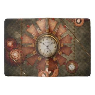 Steampunk, noble design extra large moleskine notebook