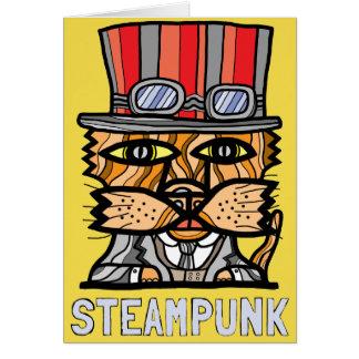 """SteamPunk"" Notecard"
