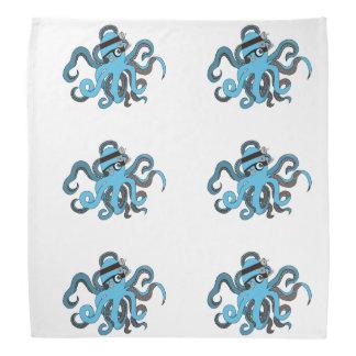 Steampunk octopus bandana
