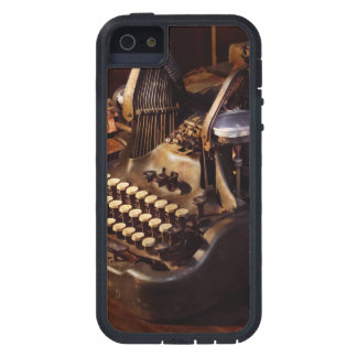 Steampunk - Oliver's typing machine Case For The iPhone 5
