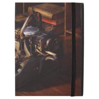 "Steampunk - Oliver's typing machine iPad Pro 12.9"" Case"