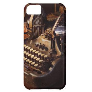 Steampunk - Oliver's typing machine iPhone 5C Case
