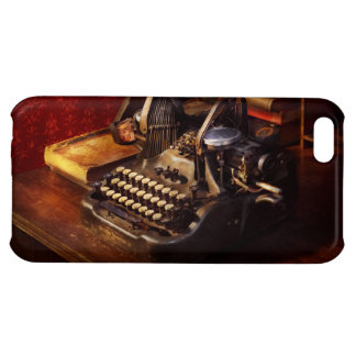 Steampunk - Oliver's typing machine iPhone 5C Covers