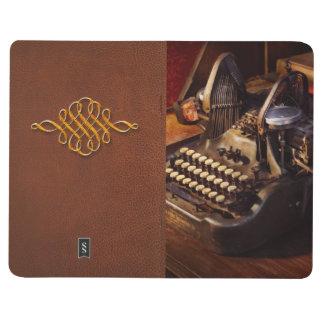 Steampunk - Oliver's typing machine Journal