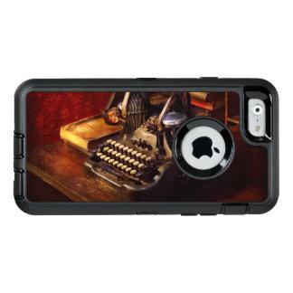 Steampunk - Oliver's typing machine OtterBox iPhone 6/6s Case