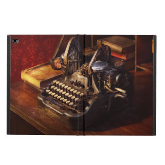 Steampunk - Oliver's typing machine Powis iPad Air 2 Case