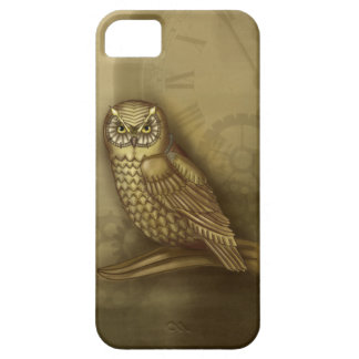 Steampunk Owl iPhone Case