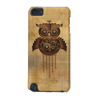 Steampunk Owl Vintage Style iPod Touch 5 Case iPod Touch (5th Generation) Cases