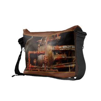 Steampunk - Pipe dreams Commuter Bag