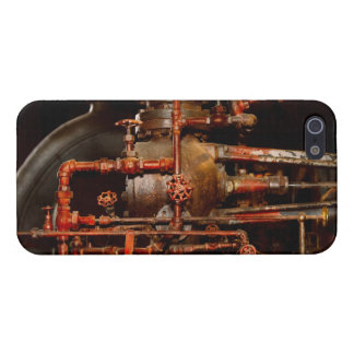 Steampunk - Pipe dreams Cover For iPhone 5/5S