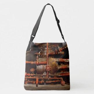 Steampunk - Pipe dreams Crossbody Bag
